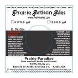Prairie Paradise Beer