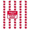 Mikkeller Hallo Ich Bin Berliner Weisse Cherry beer Label Full Size