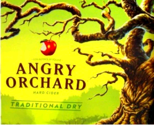 Angry Orchard Traditional Dry Cider Beer