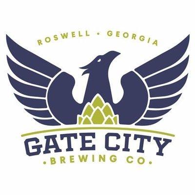 Gate City Terminus Porter beer Label Full Size