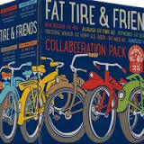 New Belgium Fat Tire and Friends Variety beer