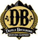 Devils Backbone 16 Point Imperial IPA beer