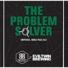 Benford Problem Solver Imperial IPA beer Label Full Size