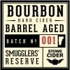 Stowe Cider Bourbon Barrel Aged beer