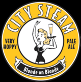 City Steam Blonde On Blonde Beer