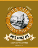 Berkshire Gold Spike Ale Beer