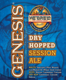 He'Brew Genesis Dry-Hopped Session Ale beer