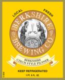 Berkshire Pilsner beer