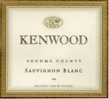 Kenwood Sauvignon Blanc wine
