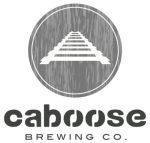 Caboose Citrasaurus beer Label Full Size