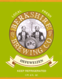 Berkshire Hefeweizen beer