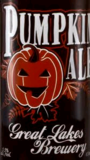 Great Lakes Pumpkin Ale beer
