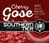Southern Tier imperial Cherry Gose Beer
