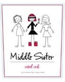 Middle Sister Rebel Red wine