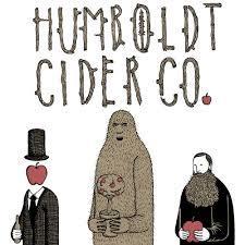Humboldt Cider Co. Imperial Blueberry beer Label Full Size