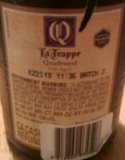 La Trappe Quadrupel Oak Aged Batch #3 beer