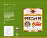 Sixpoint Resin beer