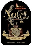 Burnt Marshmallow No Call No Show American Wheat Beer