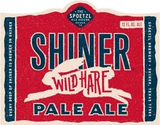 Shiner Wild Hare Pale Ale beer