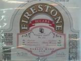 Firestone Walker Sucaba Beer
