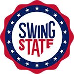 Sibling Revelry Swing State beer Label Full Size