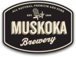 Muskoka Cool as a Cuke beer Label Full Size