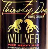 Thirsty Dog Brandy Barrel Wulver beer