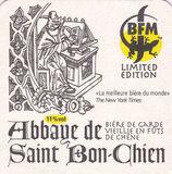 BFM Abbaye de Saint Bon-Chien 2008 beer
