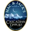 Mac and Jack's Cascadian Dark Ale beer