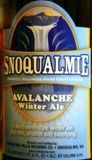 Snoqualmie Falls Avalanche Winter Ale Beer