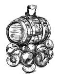 Millstone Oud Plum Beer