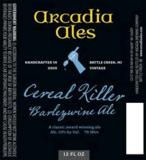 Arcadia Cereal Killer 2010 beer
