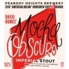 Peabody Heights Barrel-aged Mocha Obscuro beer