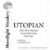 Moonlight Meadery Utopian #9 beer Label Full Size
