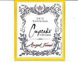 Cupcake Angel Food wine