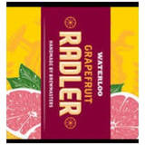 Waterloo Grapefruit Radler beer