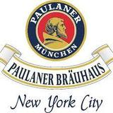 Paulaner Smoky Bowery beer