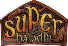 Baldin Super beer Label Full Size