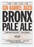 Bronx Gin Barrel Rye Pale Ale beer