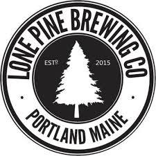 Lone Pine Brightside IPA beer Label Full Size
