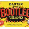 Baxter Bootleg Fireworks DIPA Seris 3 beer