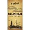 JT Walker's Talisman Pilsner Beer