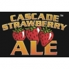 Cascade Strawberry 2014 beer Label Full Size