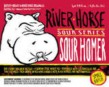River Horse Sour Series: Sour Homer beer