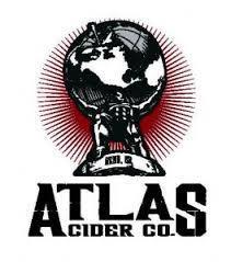 Atlas Dragonfruit Cider beer Label Full Size