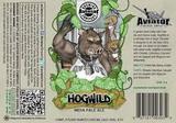 Aviator Hog Wild IPA beer
