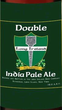 Long Ireland Double IPA beer Label Full Size