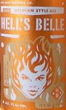 Big Boss Helles Belle beer