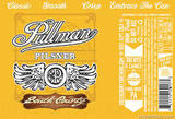 South County Pullman Pilsner beer