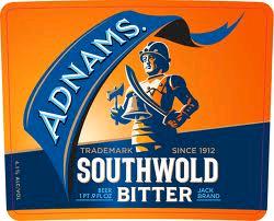 Adnams Southwold Bitter beer Label Full Size